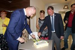 Regionální informační centrum Plzeňského kraje a Bavorska oslavilo první rok provozu