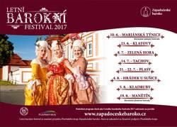 Letní barokní festival 2017