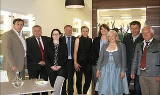 Zahájení provozu Regionálního informačního centra Plzeňského kraje a Bavorska
