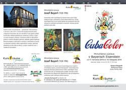 Cuba Color - Jedinečná výstava v Galerii Kunsträume v Bavorské Rudě